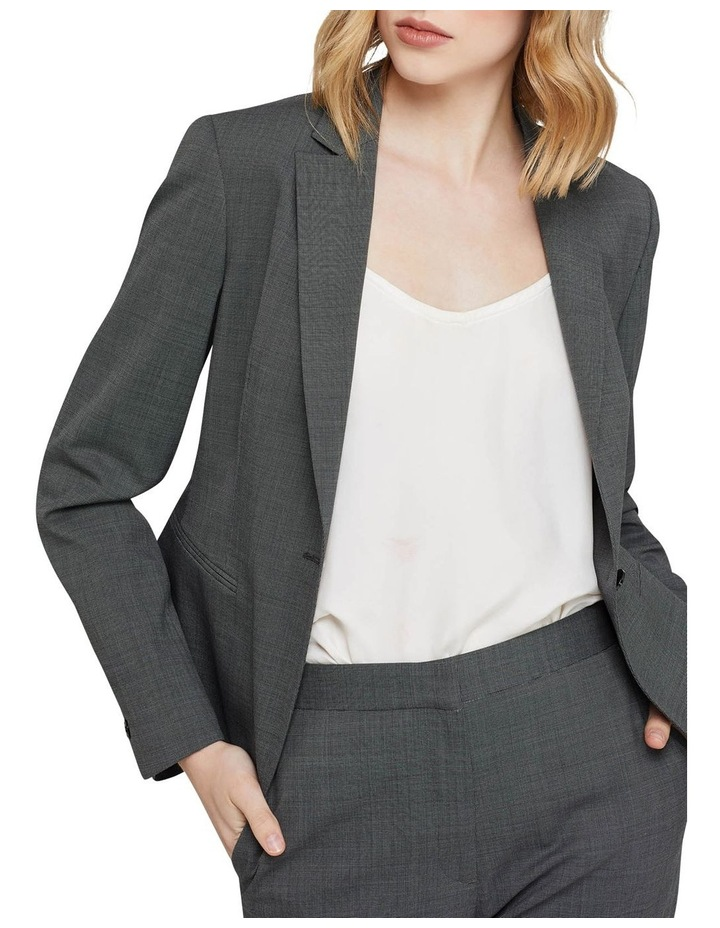Chica Wool Stretch Suit Jacket image 4
