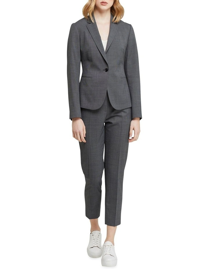 Chica Wool Stretch Suit Jacket image 5