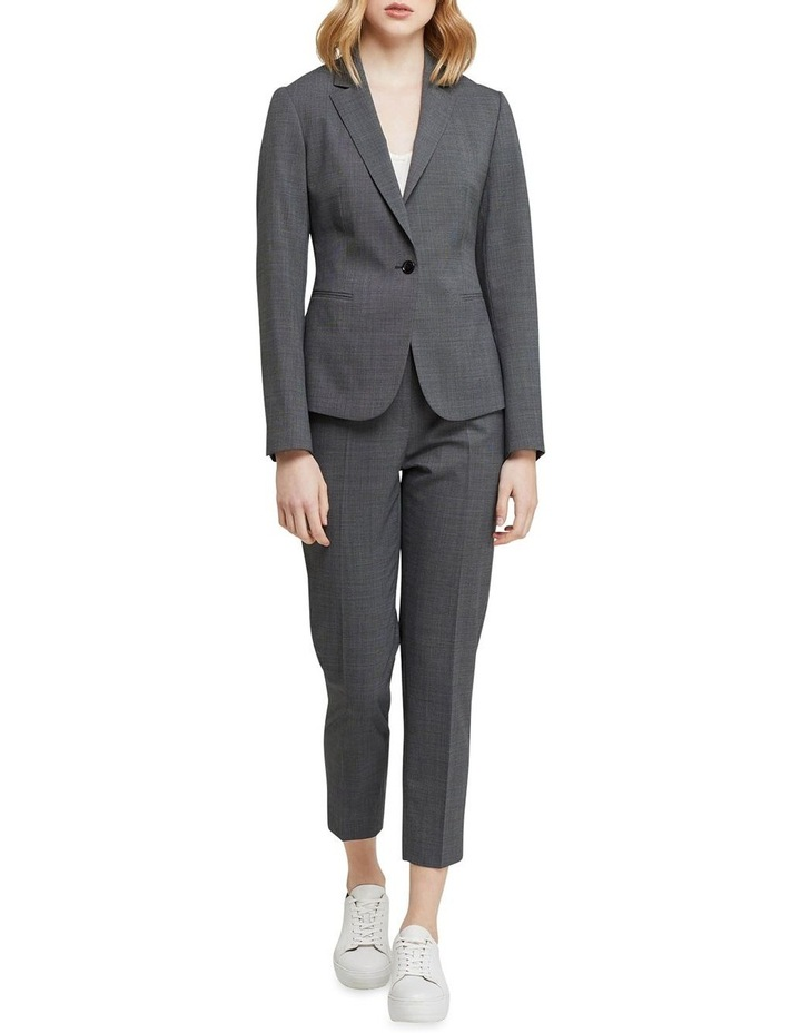 Charla Wool Stretch Suit Trousers image 5
