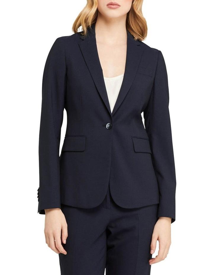 Alexa Wool Stretch Suit Jacket image 1