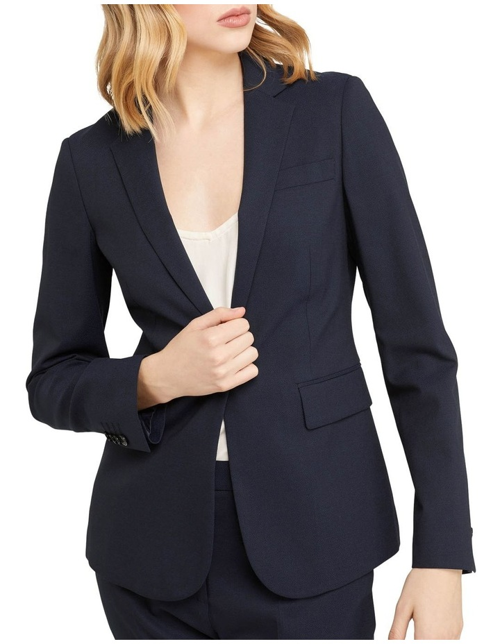 Alexa Wool Stretch Suit Jacket image 4