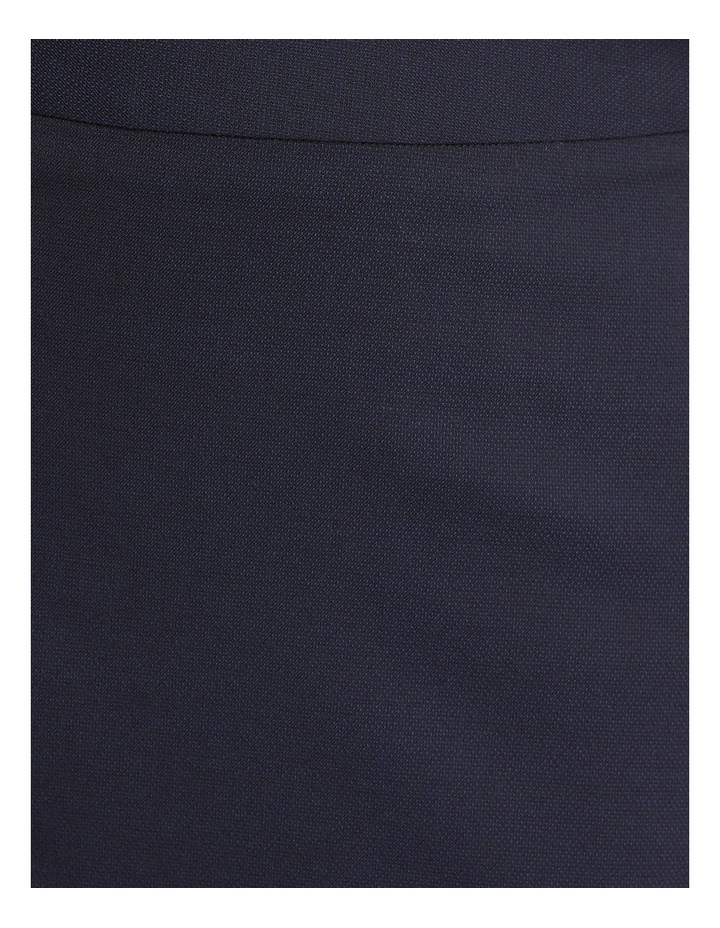 Peggy Wool Stretch Suit Skirt image 6