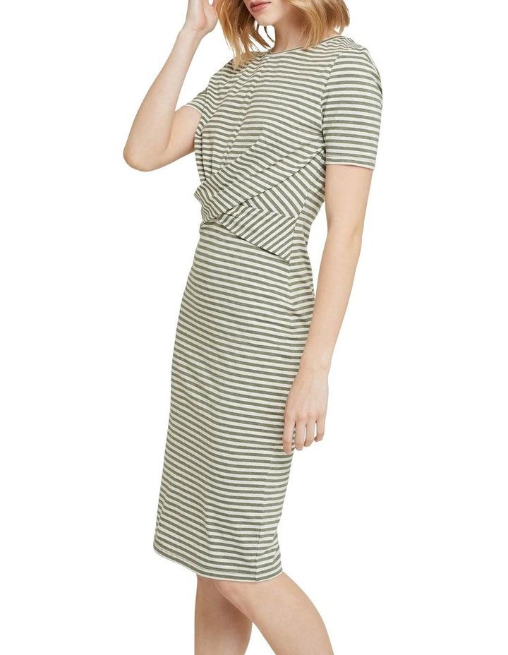 Penny Knit Striped Dress image 2