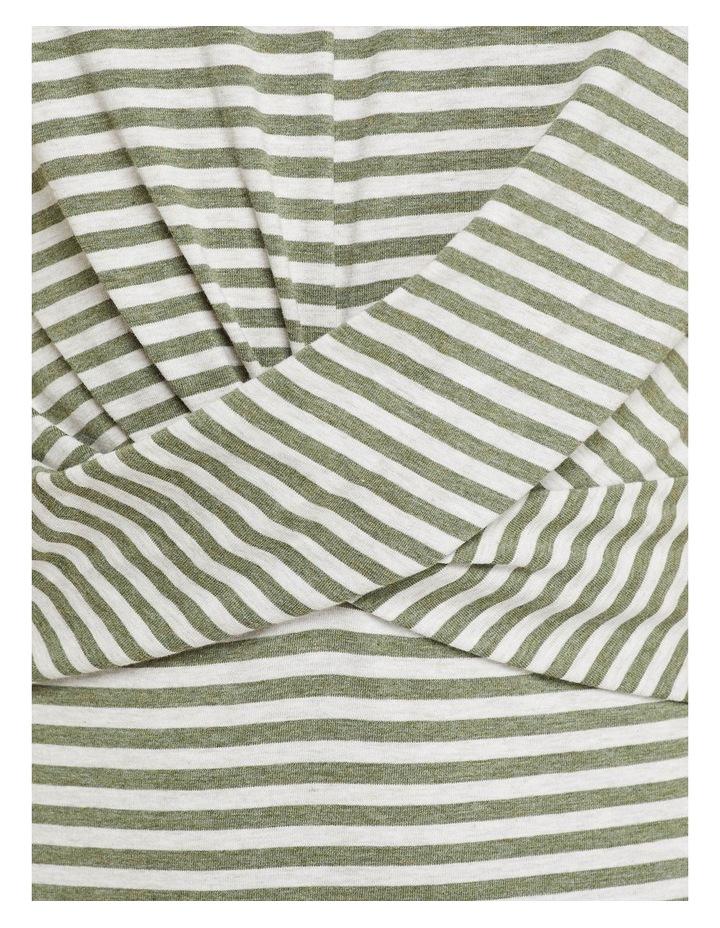 Penny Knit Striped Dress image 6