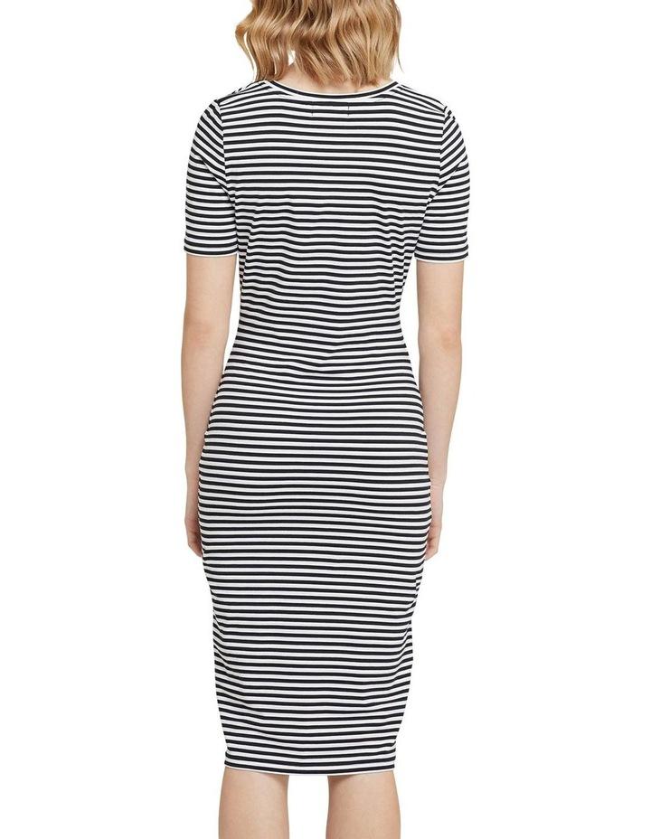 Penny Knit Striped Dress image 3