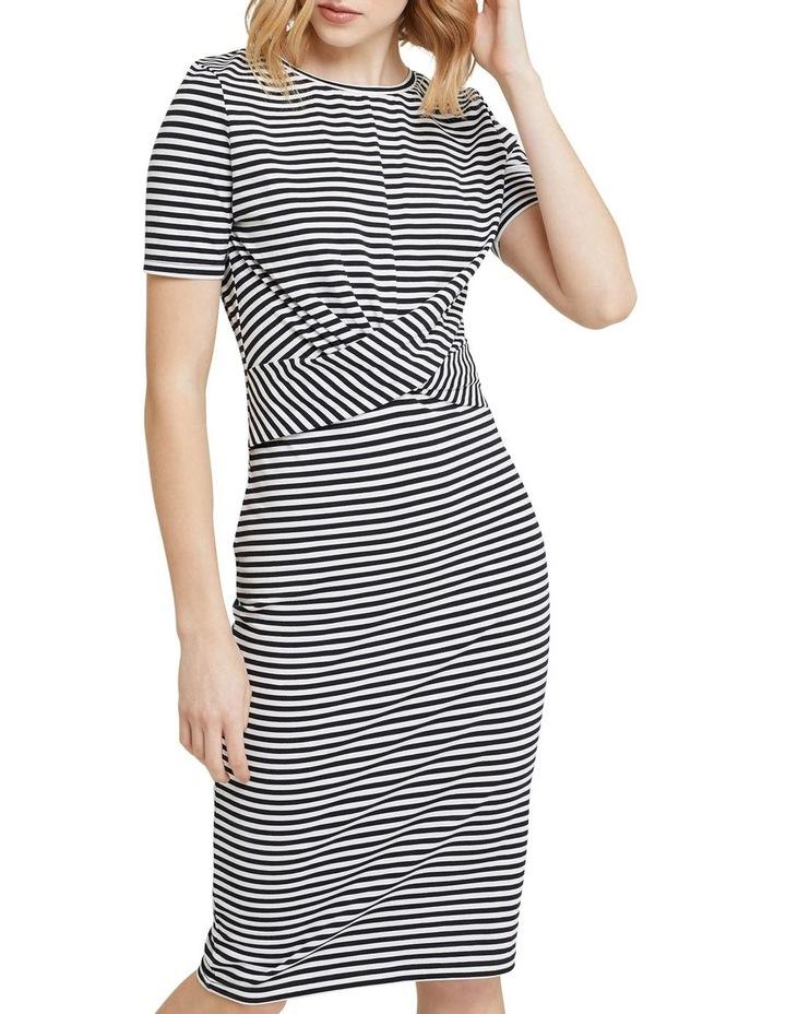 Penny Knit Striped Dress image 4