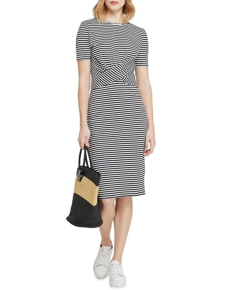 Penny Knit Striped Dress image 5