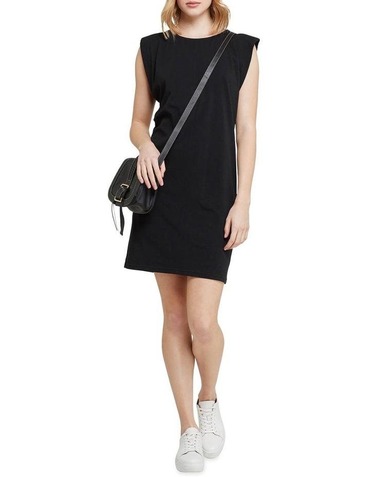 Elodie Jersey Dress W/shoulder Pads image 5