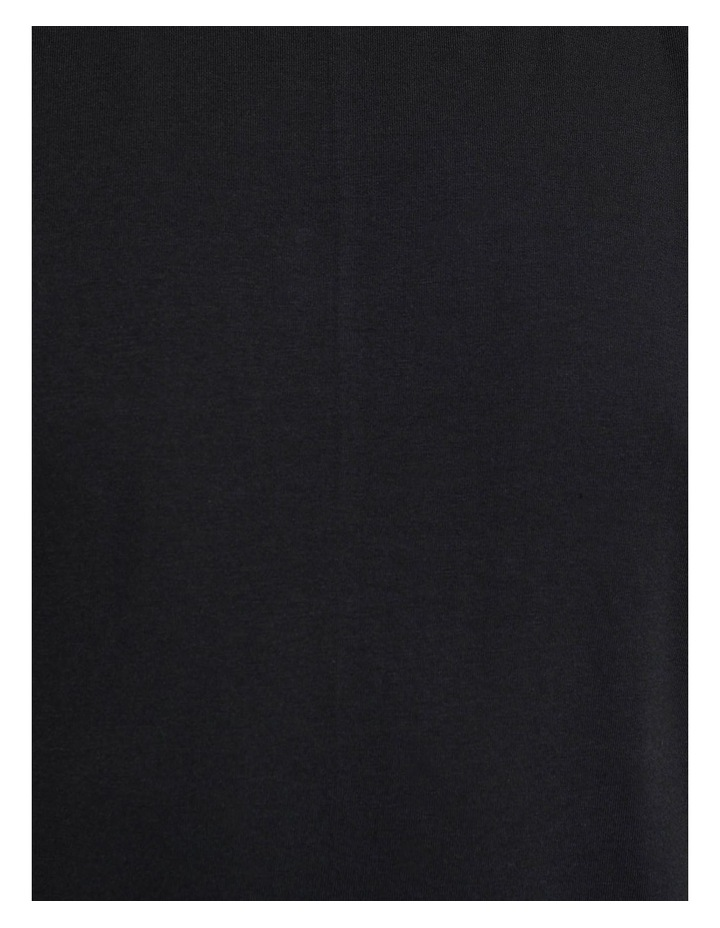 Elodie Jersey Dress W/shoulder Pads image 6
