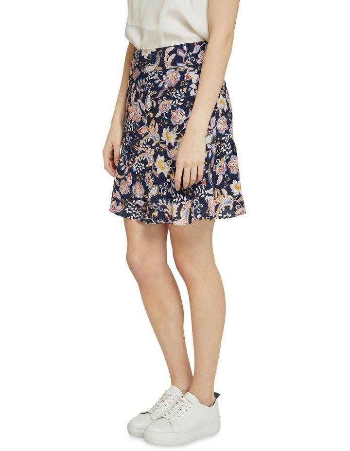 Sabrina Floral Flip Skirt image 2