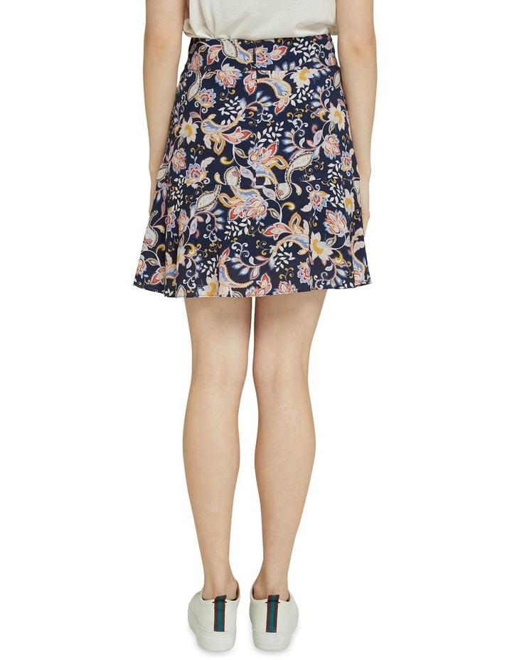 Sabrina Floral Flip Skirt image 3