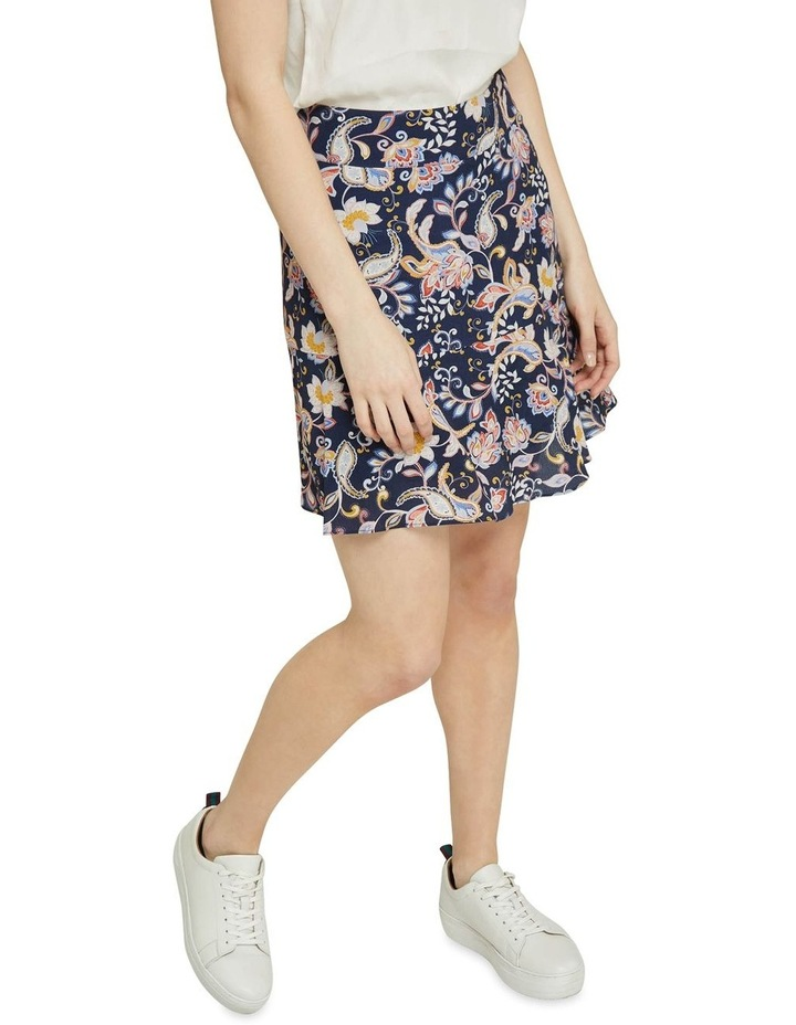 Sabrina Floral Flip Skirt image 4