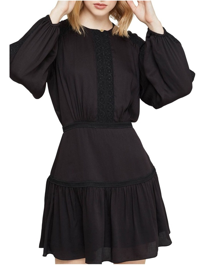 Faust Lace Trim Dress image 4
