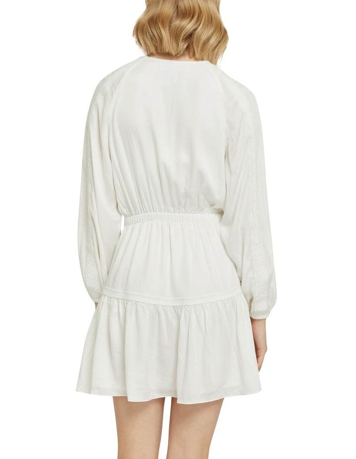 Faust Lace Trim Dress image 3