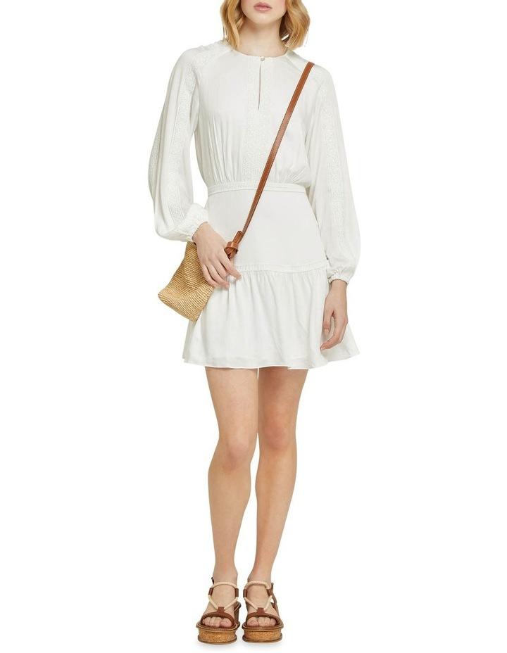 Faust Lace Trim Dress image 5