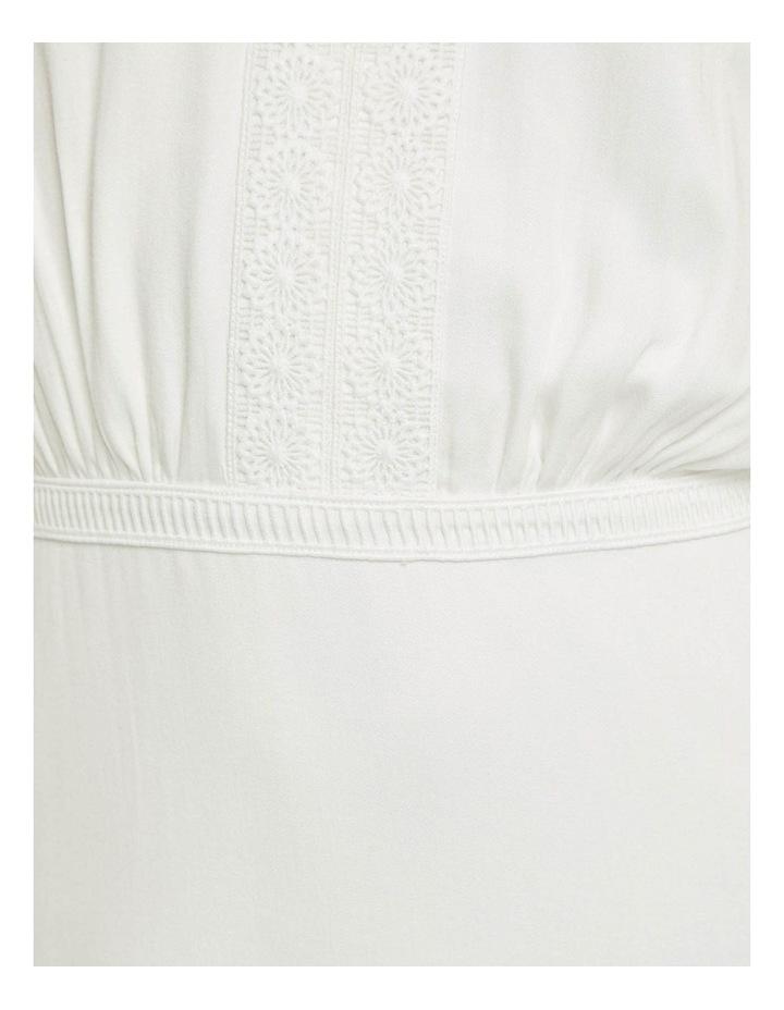 Faust Lace Trim Dress image 6
