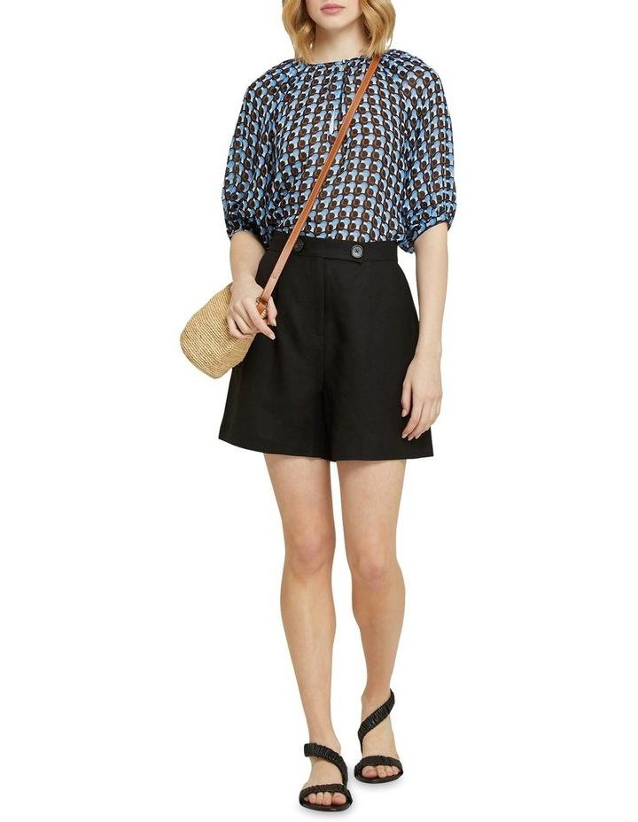 Sasha Linen Blend Shorts image 5