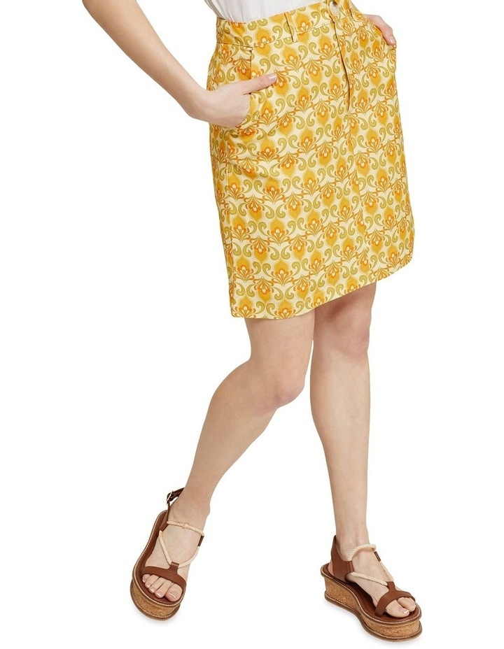 Tito Printed Mini Skirt image 4