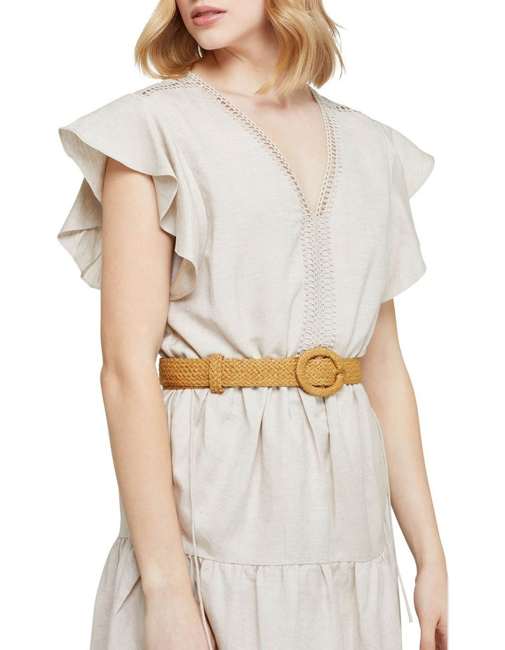 Cece Linen Dress image 4