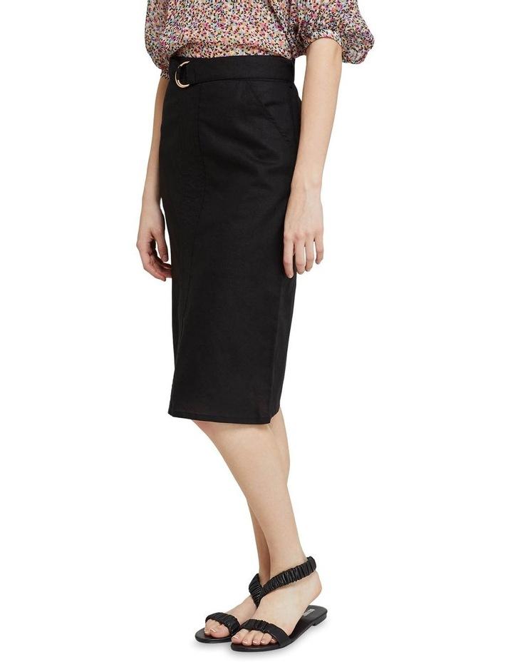 Noah Linen Skirt image 2