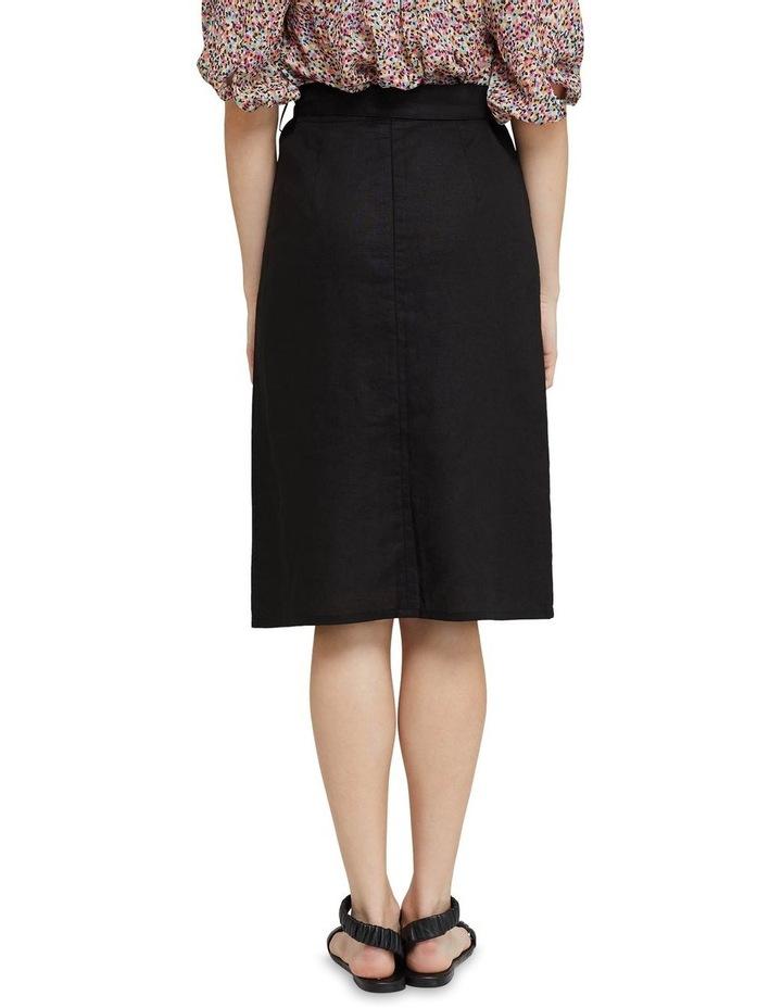 Noah Linen Skirt image 3