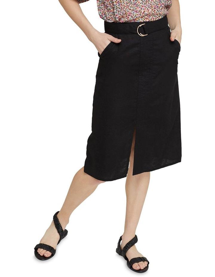 Noah Linen Skirt image 4