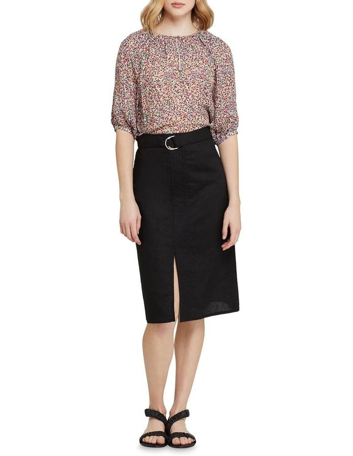 Noah Linen Skirt image 5