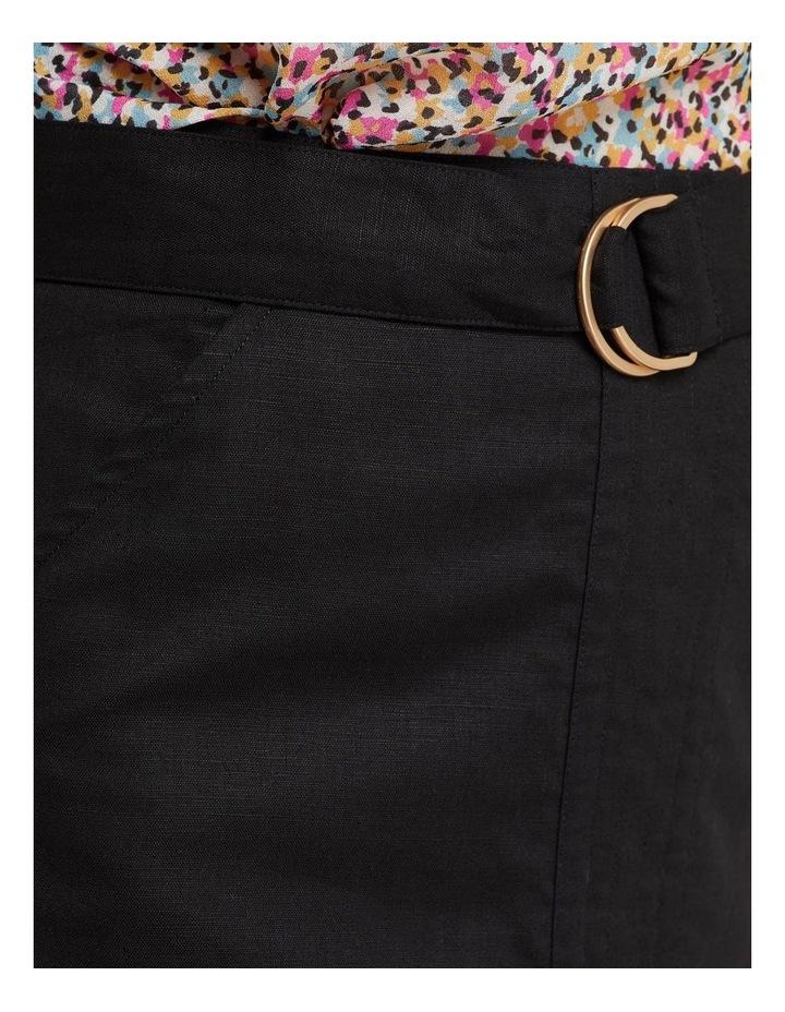 Noah Linen Skirt image 6