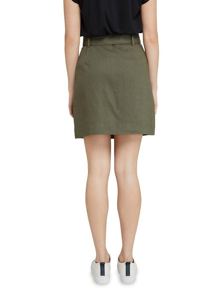 Izzy Button Through Skirt image 3