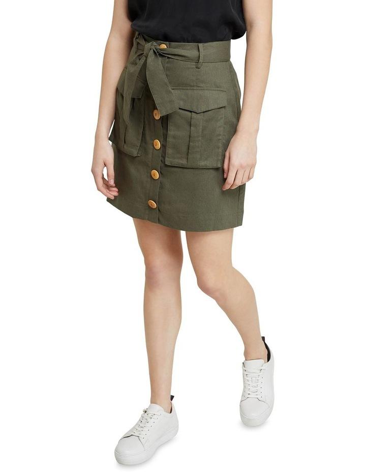 Izzy Button Through Skirt image 4