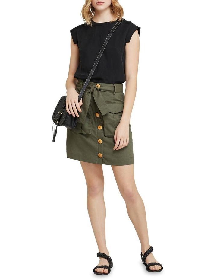 Izzy Button Through Skirt image 5