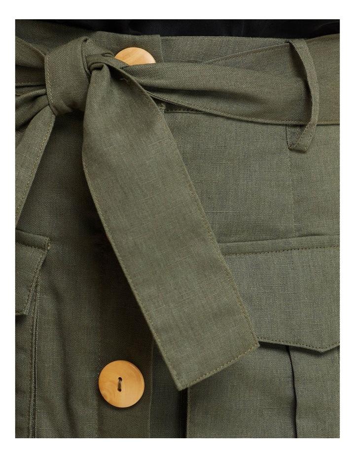 Izzy Button Through Skirt image 6