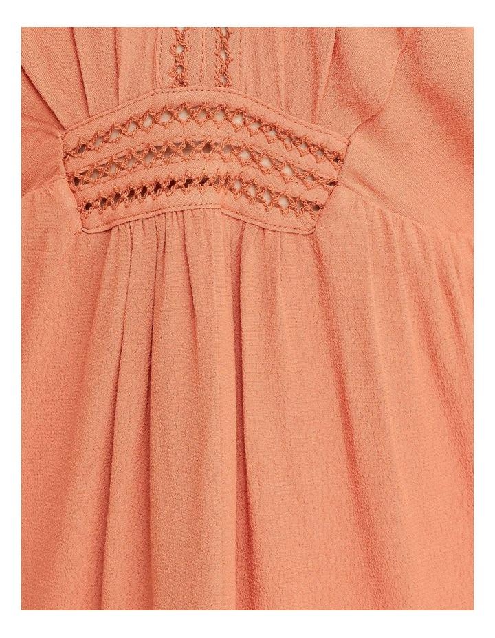 Inga Crochet Detail Dress image 6
