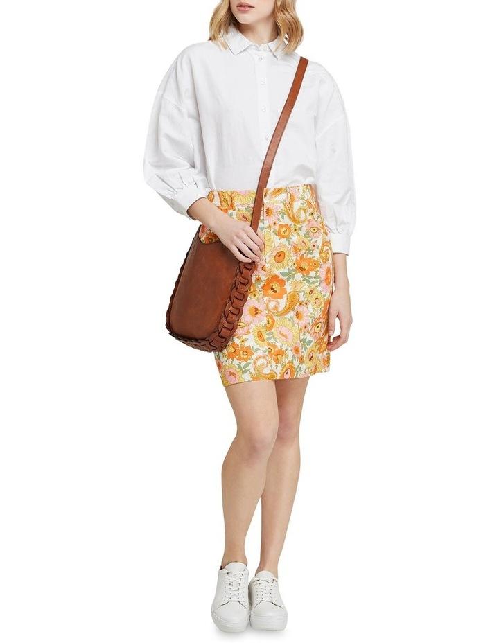 Tito Retro Floral Skirt image 5