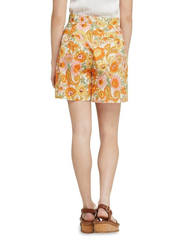 Sasha Retro Floral Shorts image 3