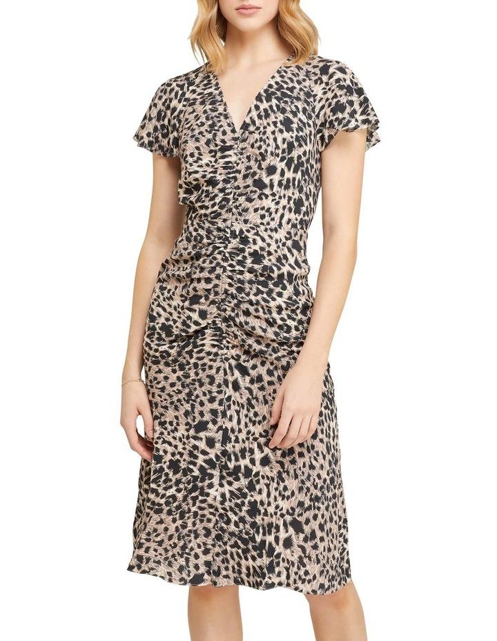 Rinna Animal Print Dress image 1