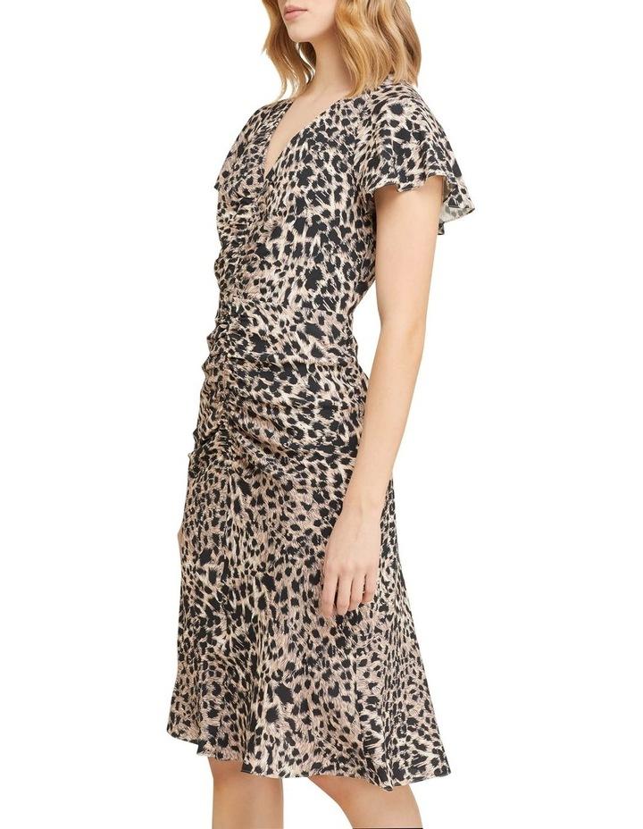 Rinna Animal Print Dress image 2