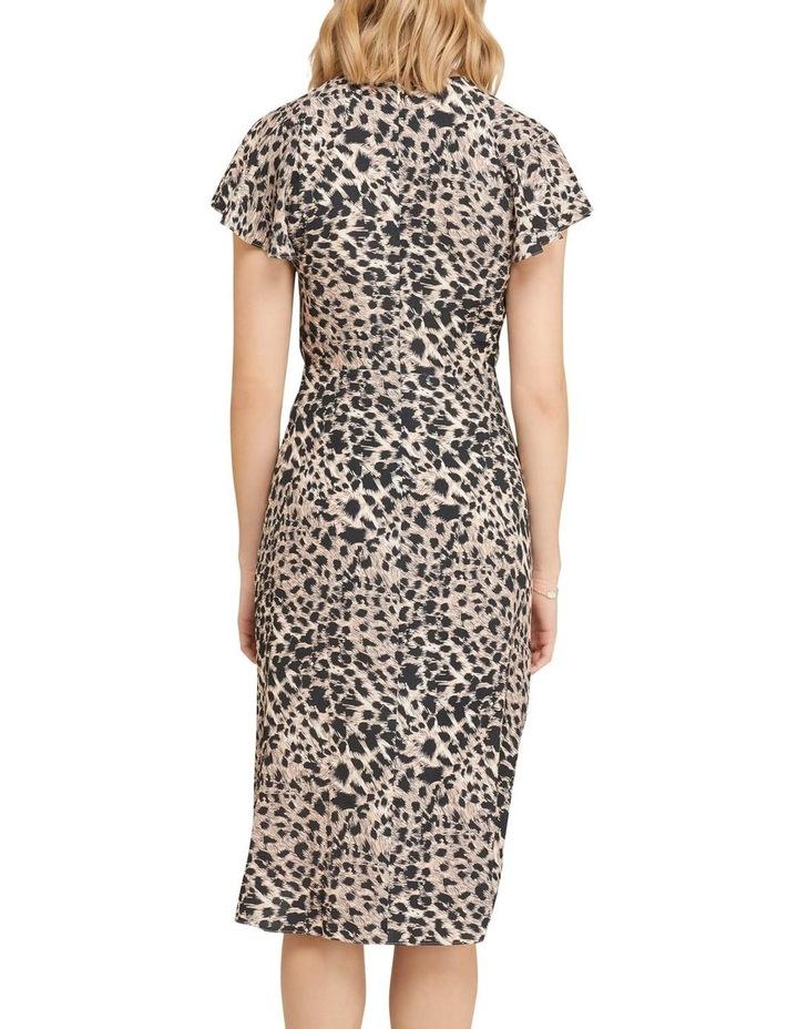 Rinna Animal Print Dress image 3