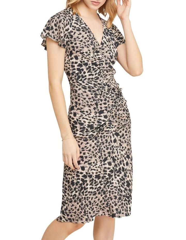 Rinna Animal Print Dress image 4
