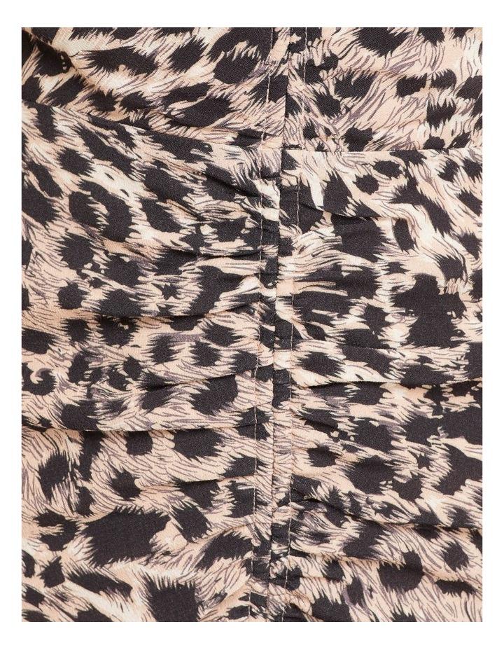 Rinna Animal Print Dress image 6