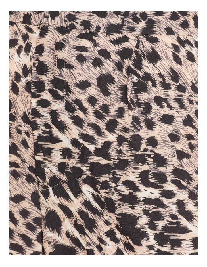 Kitty Wide Leg Animal Print Pants image 6