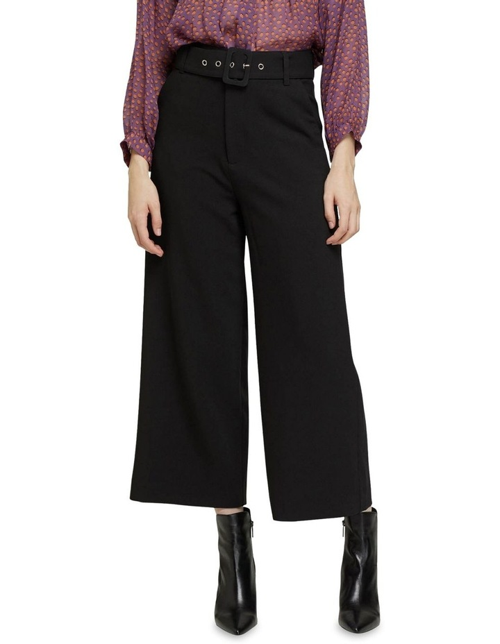 Lacie Belted Culottes image 1