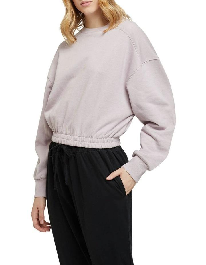 Harlow Crop Sweatshirt image 2