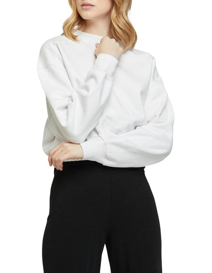 Harlow Crop Sweatshirt image 1