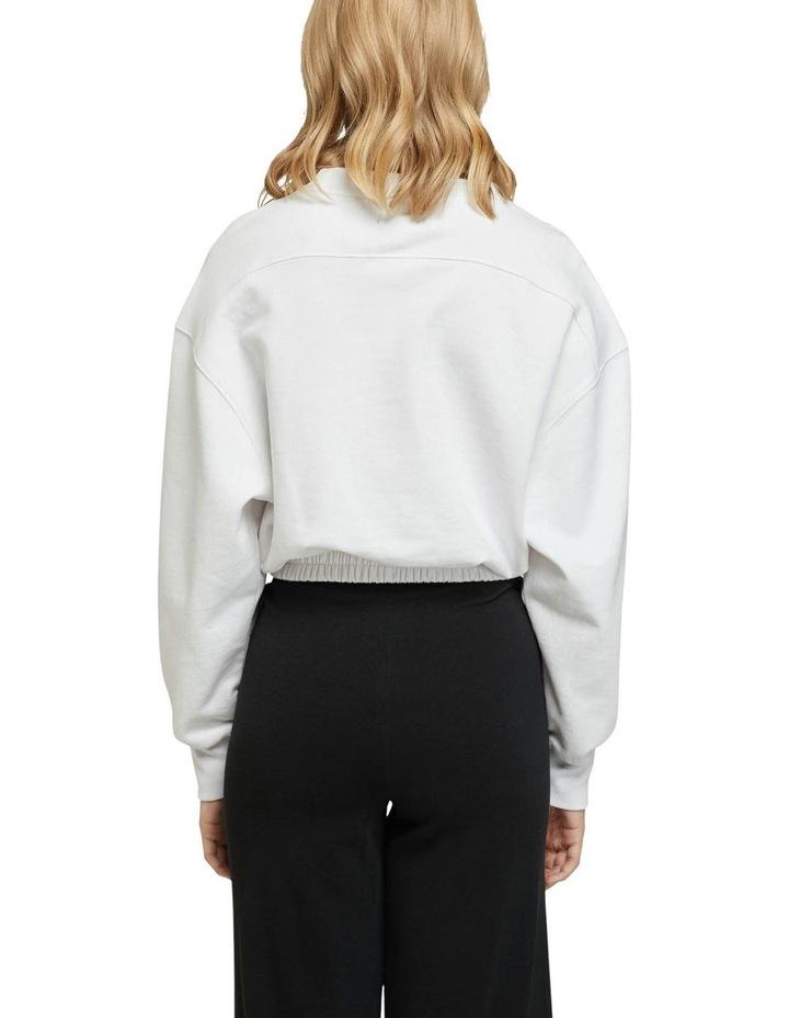 Harlow Crop Sweatshirt image 3