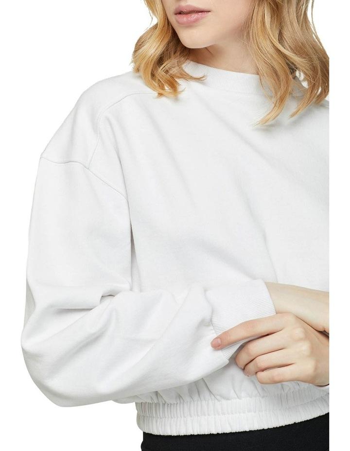 Harlow Crop Sweatshirt image 4