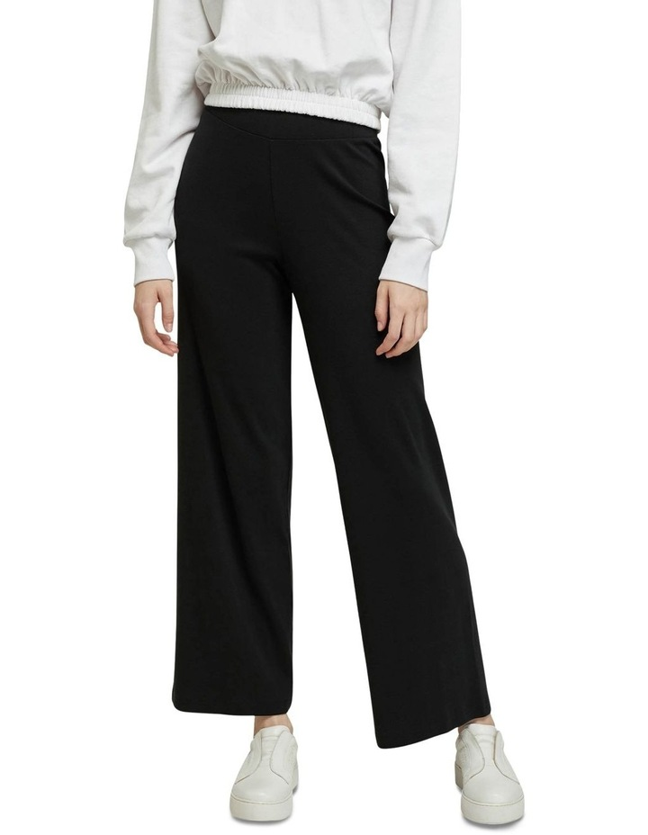 Indiana Wide Leg Knit Pants image 1