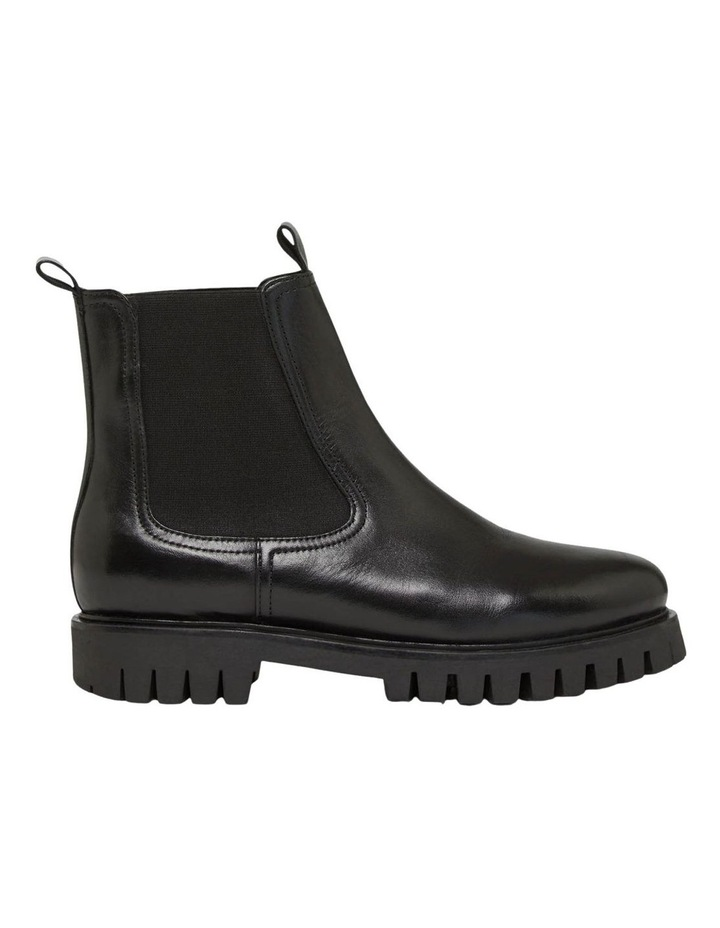 Romper Leather Chelsea Boots image 1
