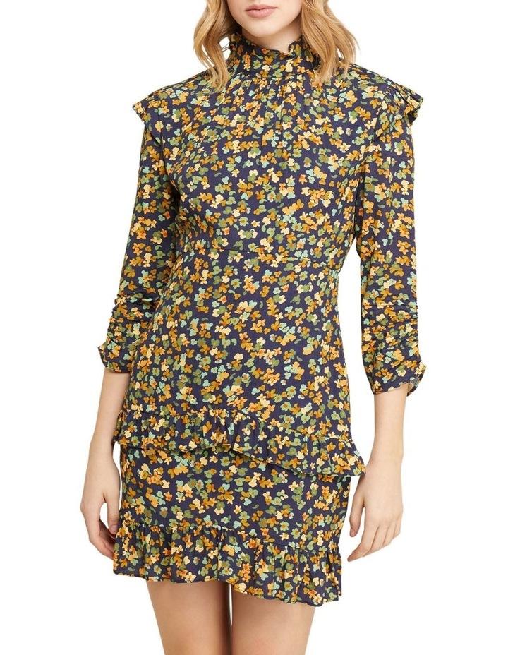 Coraline Daisy Print Dress image 1