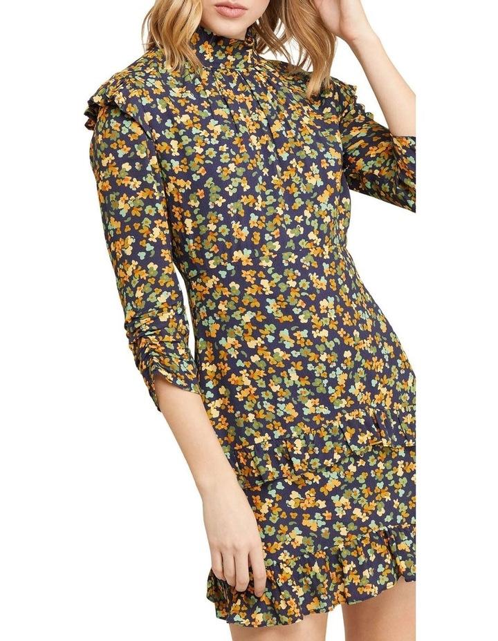 Coraline Daisy Print Dress image 4